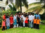 Allu Family Independence Day Celebrations Photos