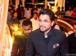 Allu Arjun and Sneha Sabitha Indra Reddy Son Wedding
