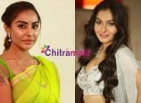 Andrea and Sri Reddy