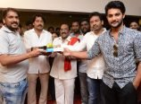 Burrakatha Movie Launch