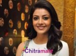 Kajal Aggarwal in Rajasekhar Movie