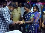 Lingusamy gifts gold coin