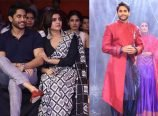 Naga Chaitanya and Samantha in Handloom