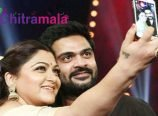 Simbu in Attarintiki Daredi remake