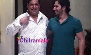 Varun Dhawan Gift To His Father