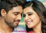 Allu Arjun and Samantha