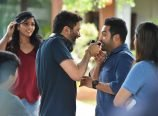 Aravinda Sametha Working Stills