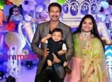 Gopichand and Reshma Second Son