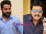 Sunil and Jr NTR