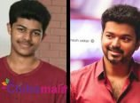 Vijay To Launch His Son