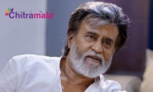 Rajinikanth plays with his grandson Veda Krishna