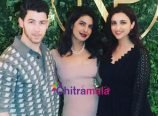 Parineeti Chopra and Nick