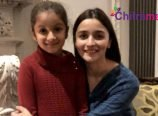 Alia Bhatt and Sitara