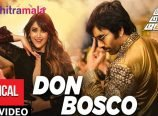 Raviteja Don Bosco Song