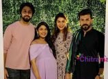 Mega Daughter Sreeja Baby Shower Function