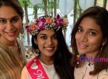 Sreeja Baby Shower Function
