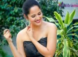 Anasuya in F2