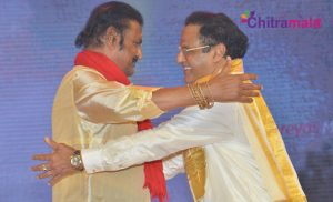 Mohanbabu and NBK