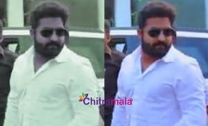 Jr NTR Look in RRR