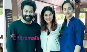 NTR pic from RRR