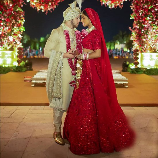 Priyanka and Nick Wedding