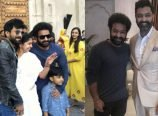jr ntr family at pooja and karthikeya marriage