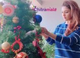 Nayantara Christmas Celebrations
