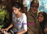 Amitabh Bachchan Grand Daughter