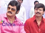NBK and Boyapati Srinu