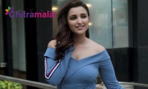 Parineeti Chopra in RRR