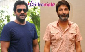 Trivikram and Sunil