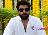 Varun Tej First Look in Valmiki