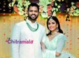 Anisha Ambrose Wedding