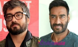 Amit Sharma and Ajay Devgn