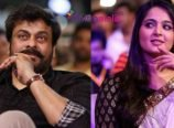Chiru and Anushka