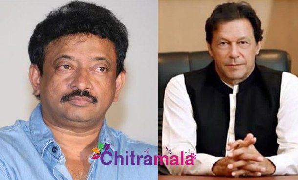 RGV comments on Imran Khan