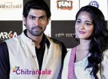 Rana and Anushka