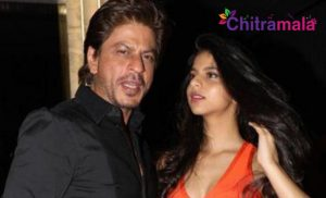 SRK Daughter Suhana