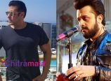 Salman Khan and Atif