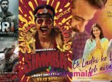 Bollywood Hit Movies 2019