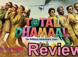 total dhamaal movie review