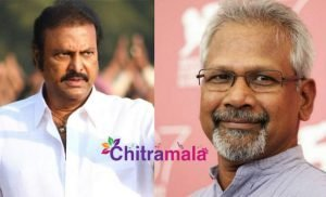 Mohan Babu and Maniratnam