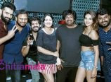 Puri Jagannadh Chills With Heroines