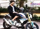 Shahid Kapoor New Bike