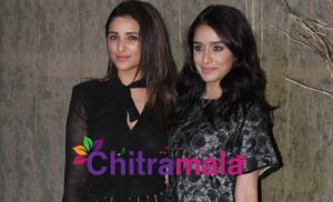 Shraddha and Parineeti
