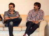 Venkatesh and Ravi teja