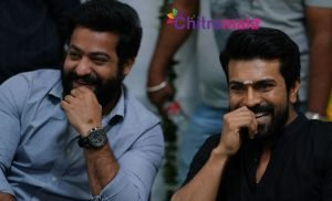 Jr NTR and Ram Charan