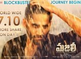 Majili First Day Collections