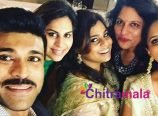 Ram Charan Mother In Law