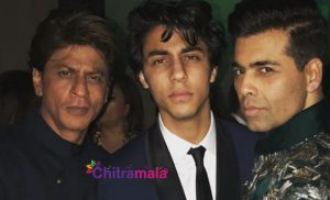 SRK and Karan Johar